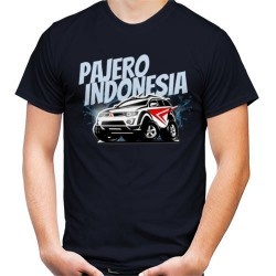 T-Shirt Pajero Indonesia