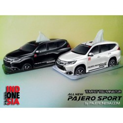 Kotak Tissue - All New Pajero Sport