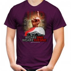 T-Shirt 'We Are ONE We Are The ONE'