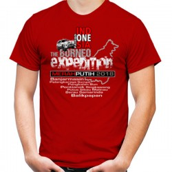 T-Shirt BORNEO EXPEDITION